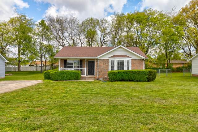 579 Oakmont Dr, Clarksville, TN 37042 (MLS #RTC2246870) :: Exit Realty Music City