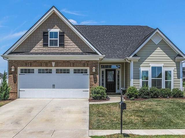 2834 Leipers Fork Trl, Murfreesboro, TN 37128 (MLS #RTC2246876) :: Christian Black Team