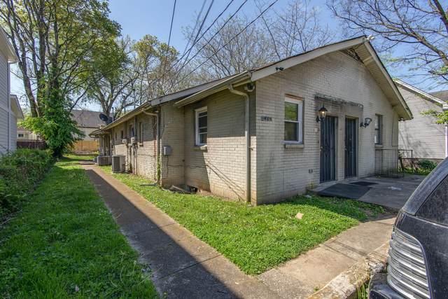 2405 Meharry Blvd, Nashville, TN 37208 (MLS #RTC2246890) :: Berkshire Hathaway HomeServices Woodmont Realty