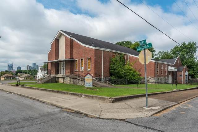 522 Meridian St., Nashville, TN 37207 (MLS #RTC2246893) :: RE/MAX Homes And Estates