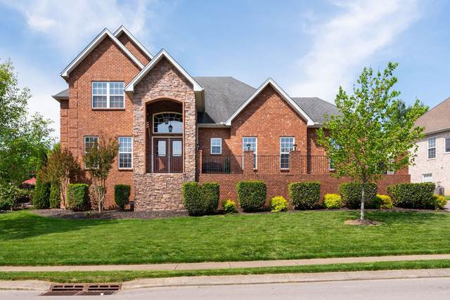 1017 Fitzroy Cir, Spring Hill, TN 37174 (MLS #RTC2246933) :: Team George Weeks Real Estate
