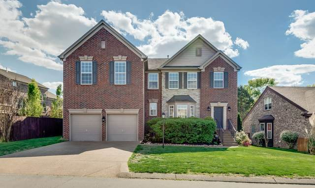 256 Cobblestone Landing, Mount Juliet, TN 37122 (MLS #RTC2246961) :: Nashville on the Move