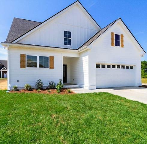 607 Gallant Way, Murfreesboro, TN 37129 (MLS #RTC2246968) :: RE/MAX Fine Homes