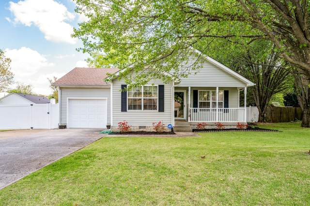 1218 Mahogany Trail, Murfreesboro, TN 37130 (MLS #RTC2246996) :: Maples Realty and Auction Co.