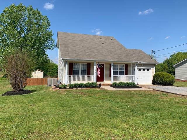 3402 Sandpiper Dr, Clarksville, TN 37042 (MLS #RTC2247040) :: Maples Realty and Auction Co.