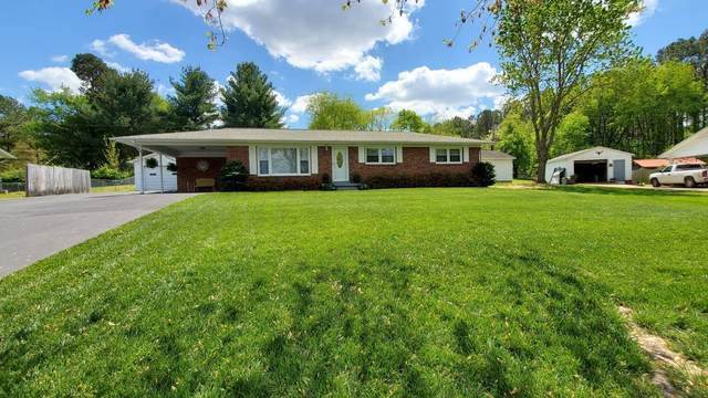 1506 Hilltop Dr, Lawrenceburg, TN 38464 (MLS #RTC2247078) :: Randi Wilson with Clarksville.com Realty