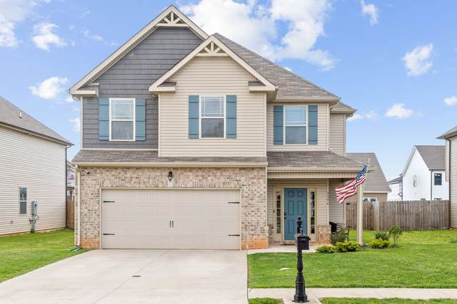 3396 Thistle Trce, Clarksville, TN 37040 (MLS #RTC2247079) :: Maples Realty and Auction Co.