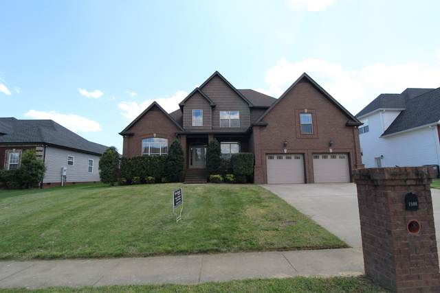 1508 Green Grove Way, Clarksville, TN 37043 (MLS #RTC2247092) :: Clarksville.com Realty