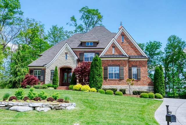 1800 Morgan Farms Way, Brentwood, TN 37027 (MLS #RTC2247104) :: Village Real Estate