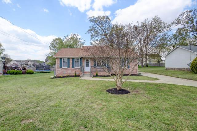 3416 Oak Lawn Dr, Clarksville, TN 37042 (MLS #RTC2247146) :: Village Real Estate