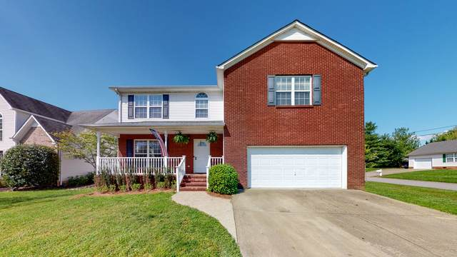 1233 Baker Creek Dr, Spring Hill, TN 37174 (MLS #RTC2247150) :: Team George Weeks Real Estate