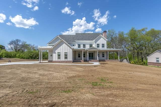 6816 Fleetwood Dr, Nashville, TN 37205 (MLS #RTC2247162) :: Village Real Estate