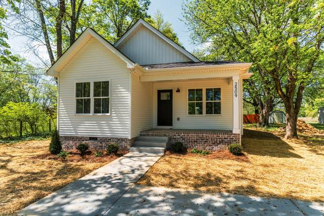 2509 Nunley St, Greenbrier, TN 37073 (MLS #RTC2247178) :: Nashville on the Move
