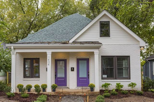 1404 Forrest Ave, Nashville, TN 37206 (MLS #RTC2247190) :: Village Real Estate