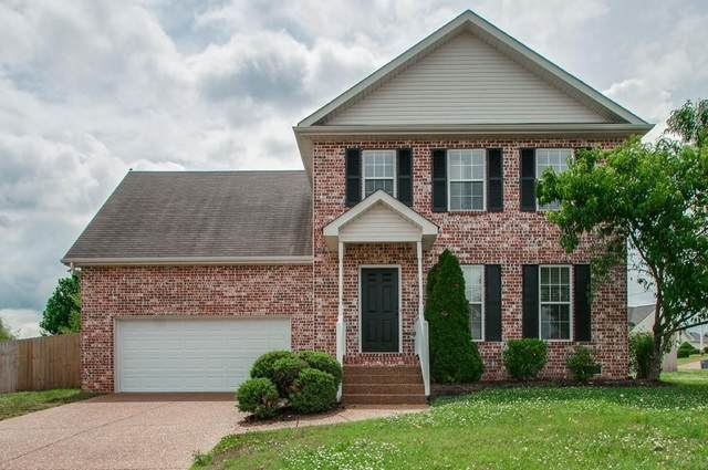 1009 Golf View Way, Spring Hill, TN 37174 (MLS #RTC2247283) :: Ashley Claire Real Estate - Benchmark Realty