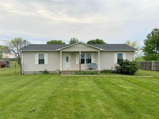 1537 Longview Rd, Unionville, TN 37180 (MLS #RTC2247398) :: Team Jackson | Bradford Real Estate
