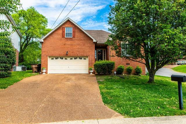 101 Forge Ridge Court, Nashville, TN 37217 (MLS #RTC2247419) :: Team George Weeks Real Estate