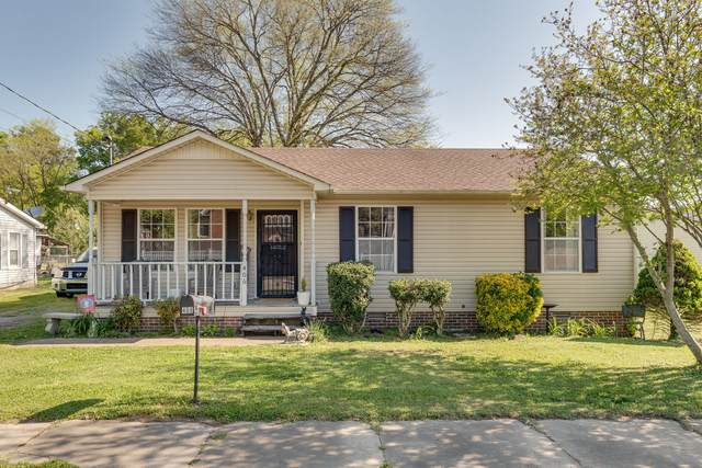 406 Wall St, Mount Pleasant, TN 38474 (MLS #RTC2247438) :: Village Real Estate