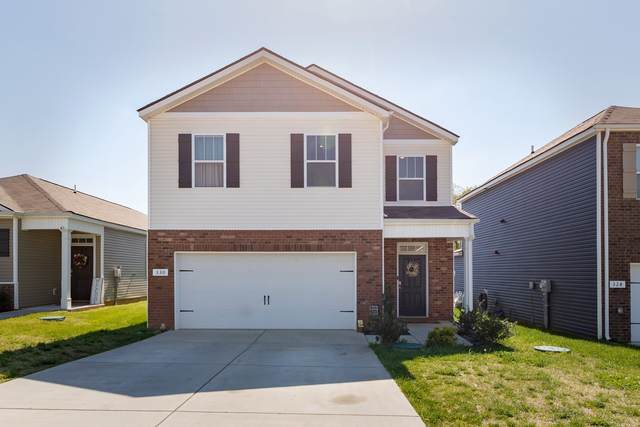 330 Victory Cir, Ashland City, TN 37015 (MLS #RTC2247520) :: Fridrich & Clark Realty, LLC