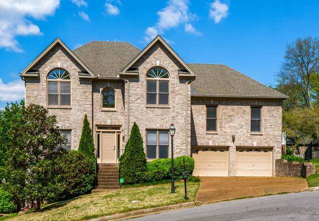 821 Walden Way, Hermitage, TN 37076 (MLS #RTC2247542) :: Fridrich & Clark Realty, LLC