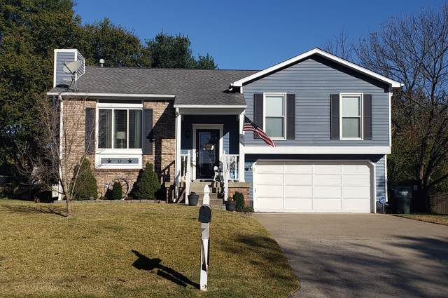 4321 Brackenwood Dr, Old Hickory, TN 37138 (MLS #RTC2247637) :: Hannah Price Team