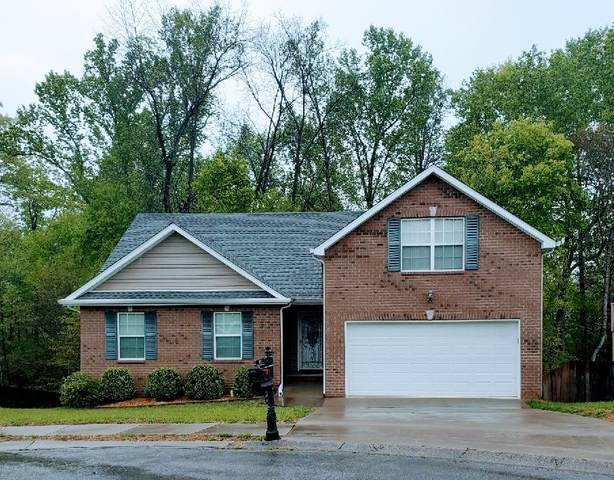 2565 Alex Overlook Way, Clarksville, TN 37043 (MLS #RTC2247667) :: Nashville on the Move