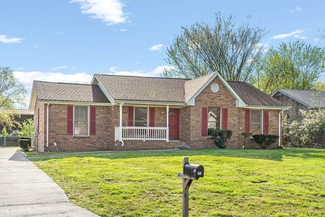 103 Bo Ct, Clarksville, TN 37042 (MLS #RTC2247729) :: Movement Property Group