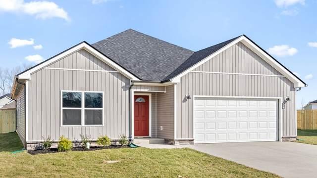 463 Liberty Park, Clarksville, TN 37042 (MLS #RTC2247748) :: Nashville on the Move