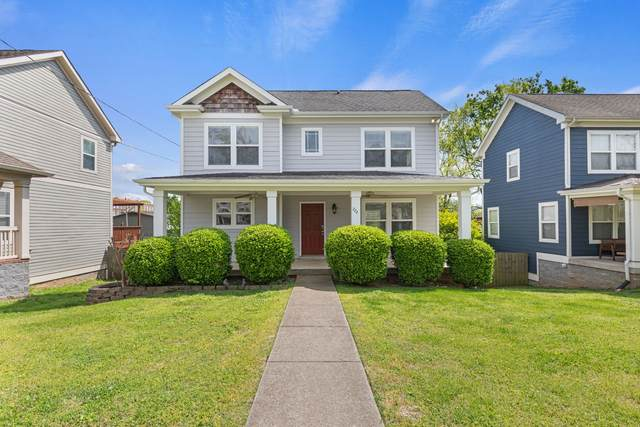 222 Treutland Ave, Nashville, TN 37207 (MLS #RTC2247768) :: Platinum Realty Partners, LLC
