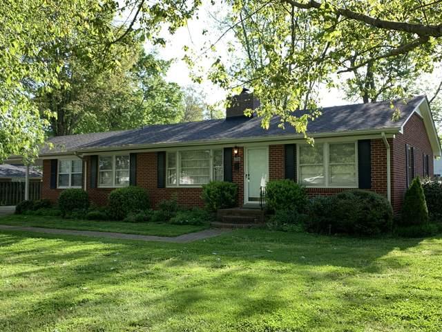 1220 Poplar Dr, Lawrenceburg, TN 38464 (MLS #RTC2247811) :: Team Wilson Real Estate Partners