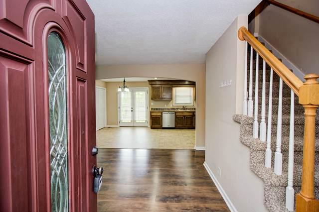 381 Roselawn Dr, Clarksville, TN 37042 (MLS #RTC2247820) :: Team George Weeks Real Estate