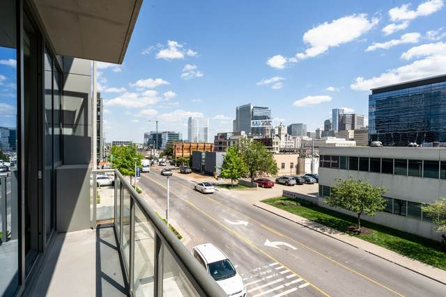 1212 Laurel St #201, Nashville, TN 37203 (MLS #RTC2247970) :: RE/MAX Homes And Estates