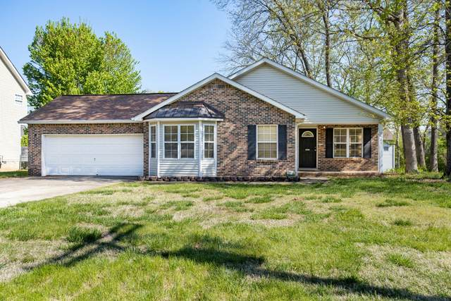 1523 Barrywood Cir W, Clarksville, TN 37042 (MLS #RTC2248017) :: Nashville on the Move