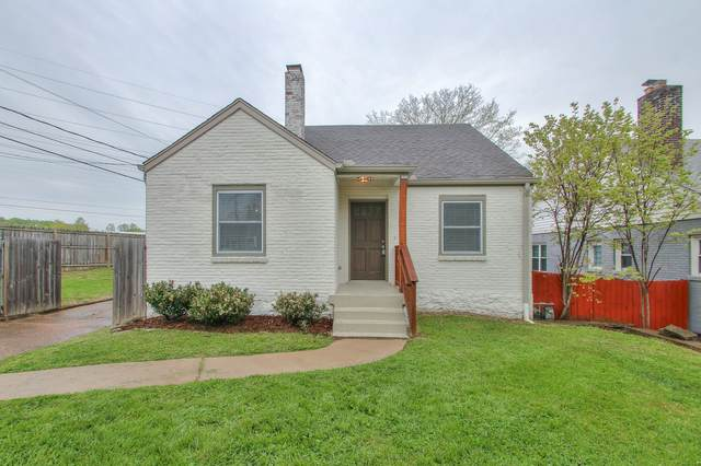 3703 Burrus St, Nashville, TN 37216 (MLS #RTC2248037) :: DeSelms Real Estate