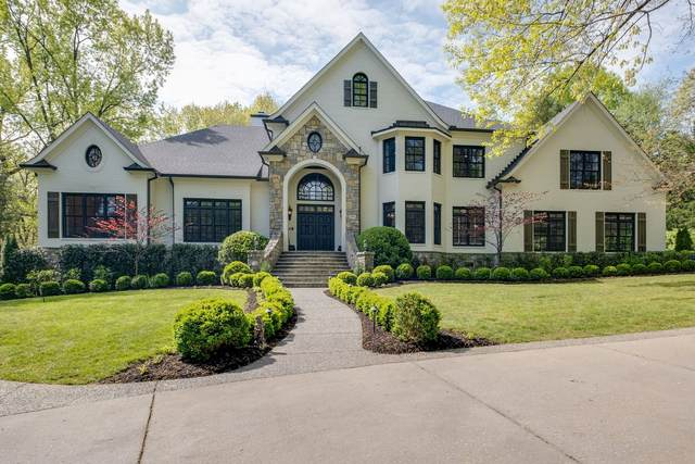 23 Bancroft Place, Nashville, TN 37215 (MLS #RTC2248065) :: FYKES Realty Group