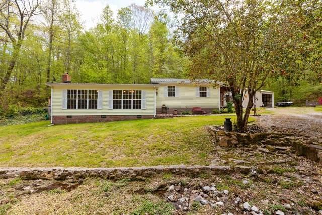 860 Chapman Hollow Rd, Lawrenceburg, TN 38464 (MLS #RTC2248115) :: Nashville on the Move