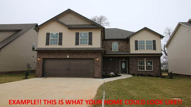 151 Charleston Oaks Reserves, Clarksville, TN 37042 (MLS #RTC2248141) :: Village Real Estate