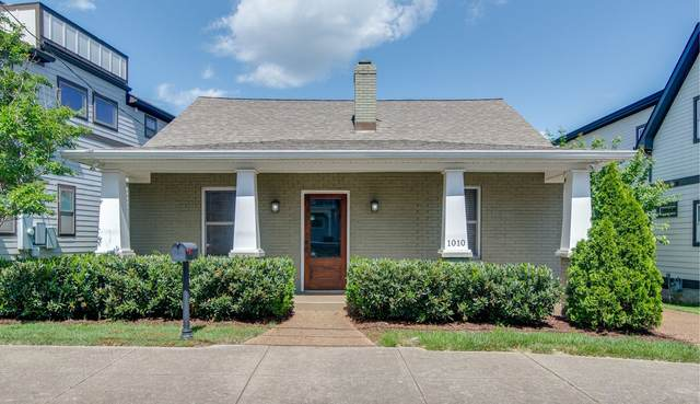 1010 11th Ave N, Nashville, TN 37208 (MLS #RTC2248146) :: John Jones Real Estate LLC