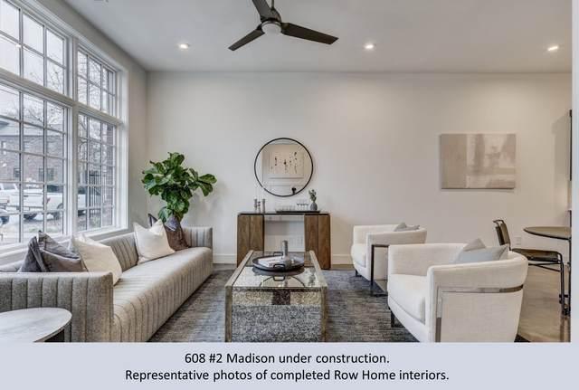 608 Madison Street #2, Nashville, TN 37208 (MLS #RTC2248250) :: Village Real Estate