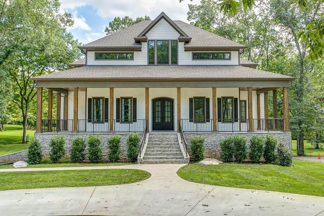 611 Georgetown Dr, Nashville, TN 37205 (MLS #RTC2248258) :: Kenny Stephens Team