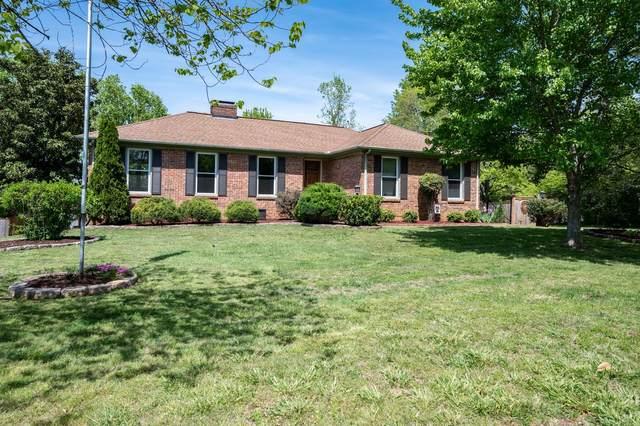 710 Crown Court, Murfreesboro, TN 37129 (MLS #RTC2248267) :: Village Real Estate