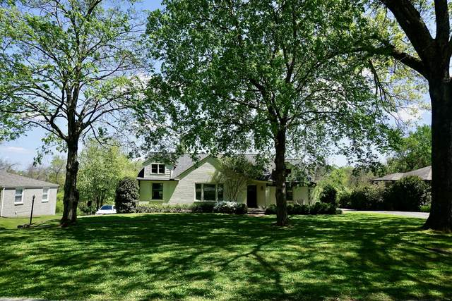 3528 Pleasant Valley Rd, Nashville, TN 37204 (MLS #RTC2248269) :: Movement Property Group