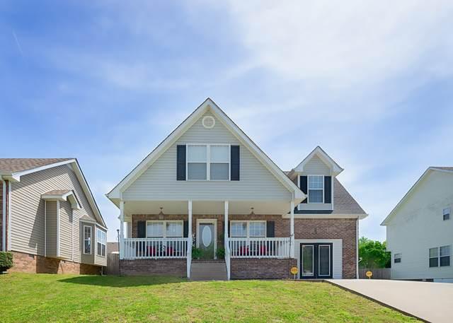 2649 Arthurs Ct, Clarksville, TN 37040 (MLS #RTC2248279) :: Fridrich & Clark Realty, LLC