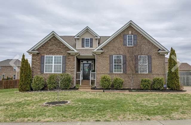 1059 Harvey Springs Dr, Spring Hill, TN 37174 (MLS #RTC2248356) :: Nashville on the Move
