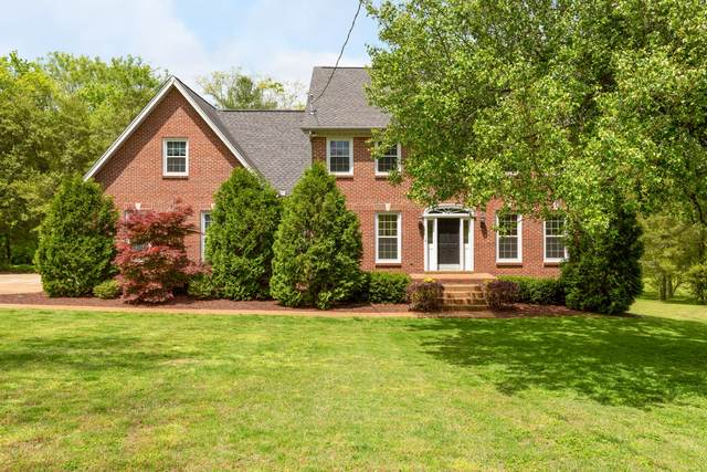 9549 Inavale Ln, Brentwood, TN 37027 (MLS #RTC2248375) :: The Miles Team   Compass Tennesee, LLC