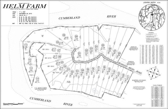 7310 Beasleys Bend Rd, Lebanon, TN 37087 (MLS #RTC2248401) :: John Jones Real Estate LLC