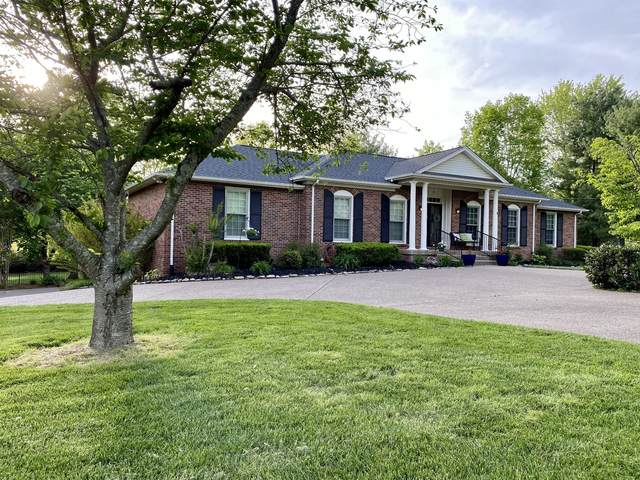 915 Steeplechase Dr, Brentwood, TN 37027 (MLS #RTC2248415) :: The Milam Group at Fridrich & Clark Realty