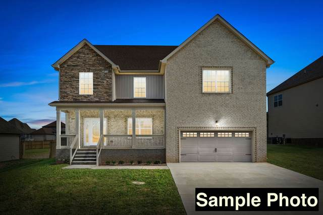 706 Farmington, Clarksville, TN 37043 (MLS #RTC2248427) :: Village Real Estate