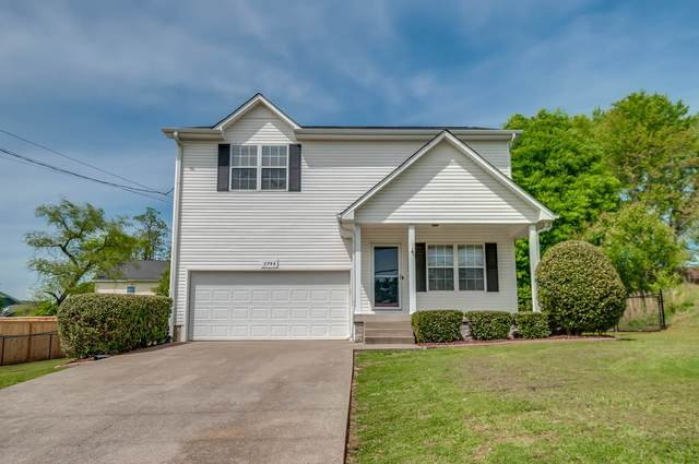 2744 Carters Creek Station Rd, Columbia, TN 38401 (MLS #RTC2248436) :: FYKES Realty Group