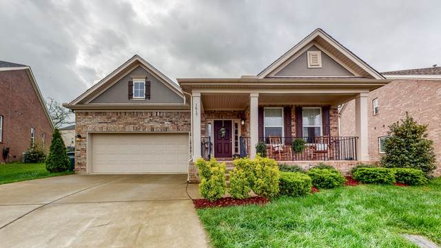 1615 Southhampton Way, Mount Juliet, TN 37122 (MLS #RTC2248449) :: Nashville on the Move